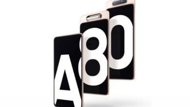 Photo of Samsung dreht mit dem Samsung Galaxy A80 durch