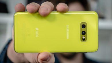 Photo of Zwei Wochen mit dem Samsung Galaxy S10e: klein, aber oho