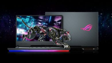 Photo of Bling!Bling! ASUS ROG Strix Scar III mit Unterbodenbeleuchtung