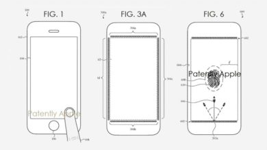 Photo of Apple-Patent: Touch-ID auf dem ganzen Display