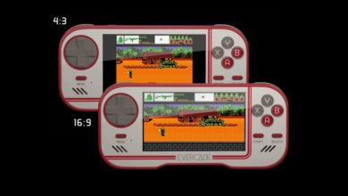 Photo of Retro-Gaming: Evercade packt Atari Games auf den Handheld