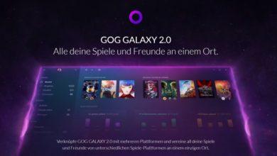 Photo of All eure Games und Freunde an einem Ort: GOG Galaxy 2.0 angekündigt