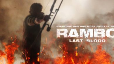 Photo of Ladies and gentlemen this is Rambo No. 5 – Rambo: Last Blood