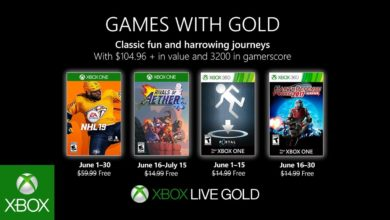 Photo of Games with Gold im Juni 2019