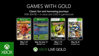 Photo of Games with Gold im Mai 2019
