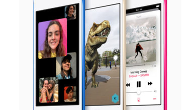 Photo of iPod Touch nach fast 4 Jahren aktualisiert