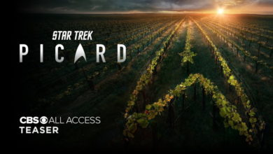 Photo of Erster Teaser zu Star Trek: Picard