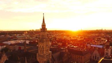 Photo of Drohnen-Video: Flug über München