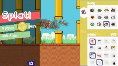 Photo of Flappy Royale: Flappy Birds macht einen auf Fortnite