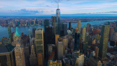 Photo of Mit der Drohne durch die Schluchten von New York