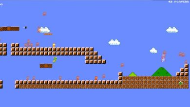 Photo of Battle Royale: Super Mario Bros. gegen 74 Spieler