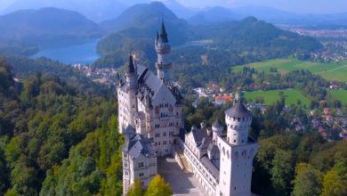 Photo of Deutschland und Österreich – auch von oben ganz nett anzuschauen