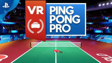 Photo of VR Ping Pong Pro – sieht irgendwie spaßig aus