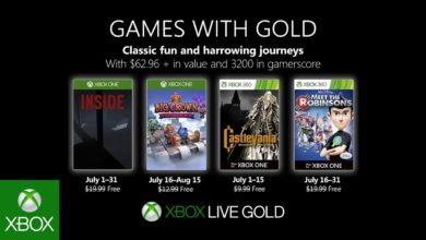 Photo of Games with Gold im Juli 2019