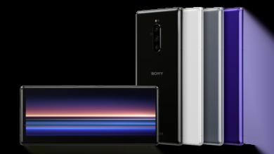 Bild von Sony Xperia 1 ab sofort in Deutschland erhältlich