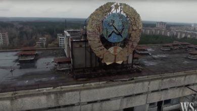 Photo of Mit der Drohne im Sperrgebiet um Chernobyl