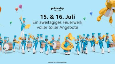 Photo of Amazon Prime Day ist am 15. und 16. Juli