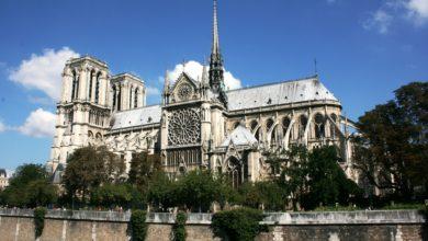 Photo of Wie Drohnen Einsatzhelfer unterstützen können am Beispiel Notre Dame