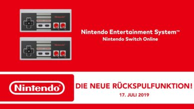 Photo of NES – einfach die Zeit zurückspulen mit der Nintendo Switch