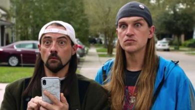 Photo of Kevin Smith zeigt den ersten Trailer zu Jay and Silent Bob Reboot