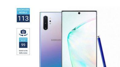 Photo of Samsung Galaxy Note 10 Plus 5G: der neue Kamera-König