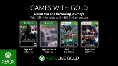 Photo of Xbox – September 2019 Games with Gold