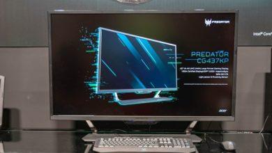 Photo of Zwei neue ACER Predator Monitore direkt von der IFA auf euren Schreibtisch
