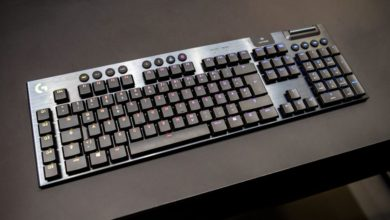 Photo of Logitech stellt kabellose Gaming-Tastatur G915 Lightspeed für 250 Euro vor