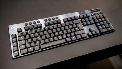 Photo of Logitech stellt kabellose Gaming-Tastatur G915 Lightspeed für 250 Euro vor