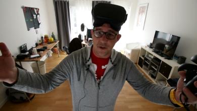 Bild von Oculus Quest ausgepackt & ausprobiert