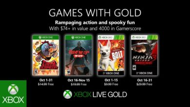 Photo of Games with Gold im Oktober 2019