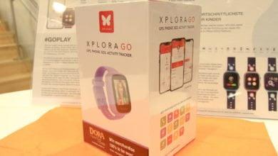 Photo of Xplora 4 will euren Kids mit Goodies auf die Sprünge helfen