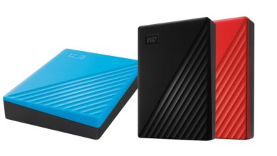 Photo of Western Digital stellt externe WD My Passport 5TB-Festplatte vor