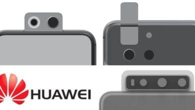 Photo of Design-Patente zeigen: Huawei arbeitet an mehreren Smartphones mit Flip-Cam
