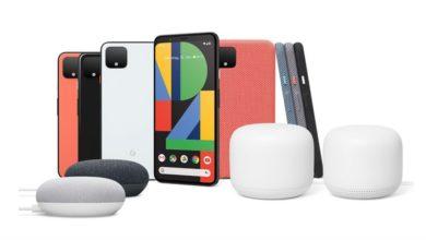 Photo of Google aktualisiert seine Hardware: Pixel 4, Speaker, Mesh und mehr