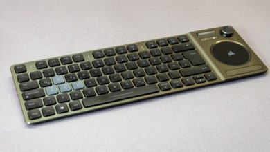 Photo of Tastatur für das Wohnzimmer: Corsair K83 Entertainment Keyboard im Test