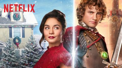 Photo of The Knight Before Christmas – ab 21.November bei Netflix