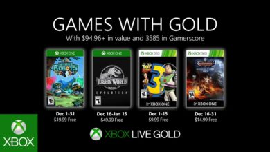 Photo of Games with Gold im Dezember 2019