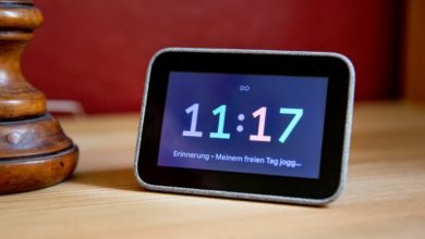 Photo of Lenovo Smart Clock im Test: Der Super-Wecker