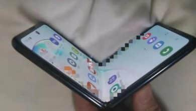 Photo of Sehen wir hier das neue Samsung Galaxy Fold 2?