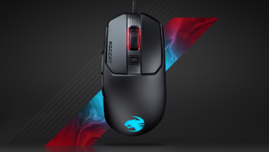 Photo of Roccat Kain 120 – Neue Gaming-Mouse im Test