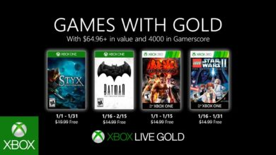 Photo of Games with Gold – Neue Xbox-Spiele für Januar 2020