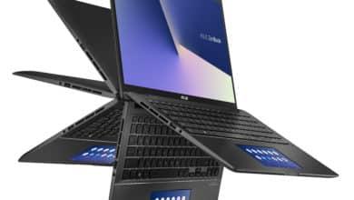 Photo of Asus stellt das ZenBooks Flip 14 & 15 mit ScreenPad 2.0 vor