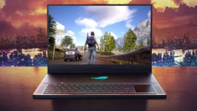 Photo of ASUS stellt Gaming-Notebook mit 300-Hz-Display vor