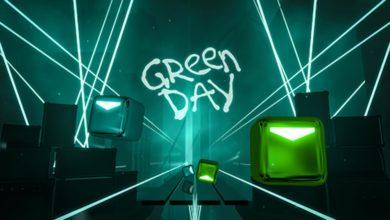 Photo of Beat Saber: Green Day Songpaket und die ersten 360-Grad-Level