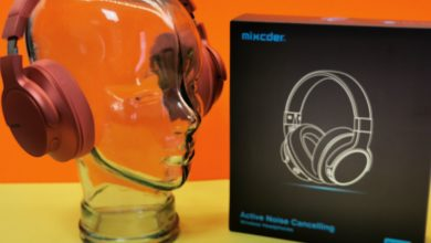 Photo of Mixcder E7 Noise Cancelling Kopfhörer für unter 50 Euro im Test