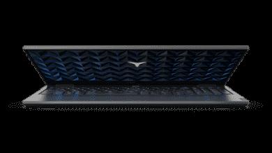 Bild von Lenovo zeigt mit dem Legion Y740S ein Gaming-Notebook ohne dedizierte GPU