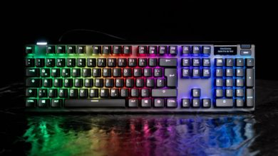Photo of SteelSeries Apex Pro – Gaming-Tastatur für gut betuchte Gamer