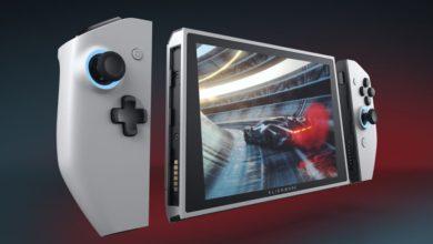 Photo of Dell Concept UFO – Handheld im Stil der Nintendo Switch mit Windows 10