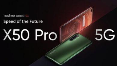 Photo of Realme X50 Pro 5G mit Snapdragon 865 sechs Kameras vorgestellt